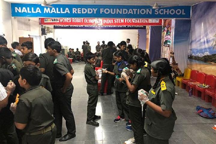 Nalla Malla Reddy Foundation School-Events2