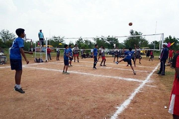 Nalla Malla Reddy Foundation School-Games