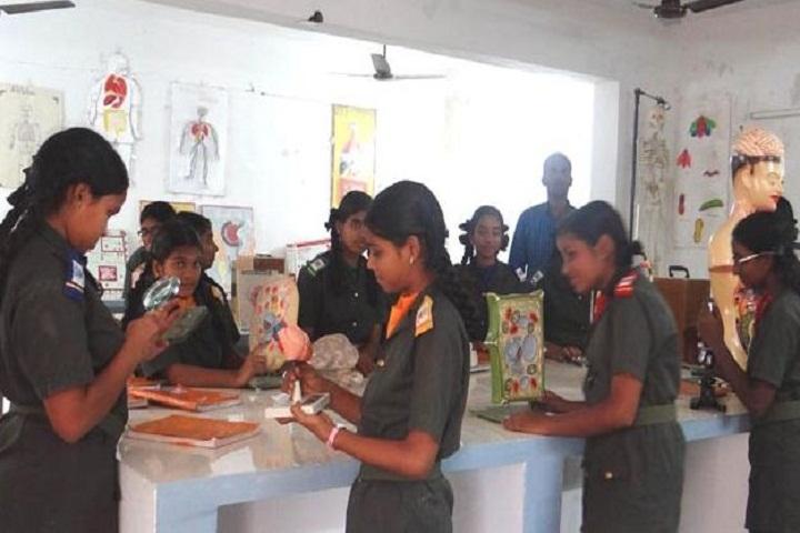 Nalla Malla Reddy Foundation School-Laboratory