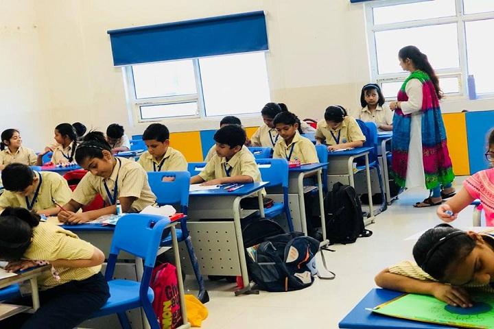 Narayana Concept School-Class-Room