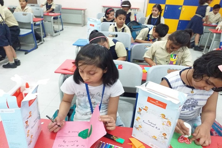 Narayana Concept School-Class