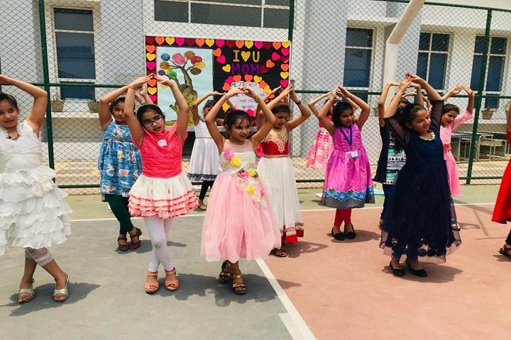 Narayana Concept School-Dance