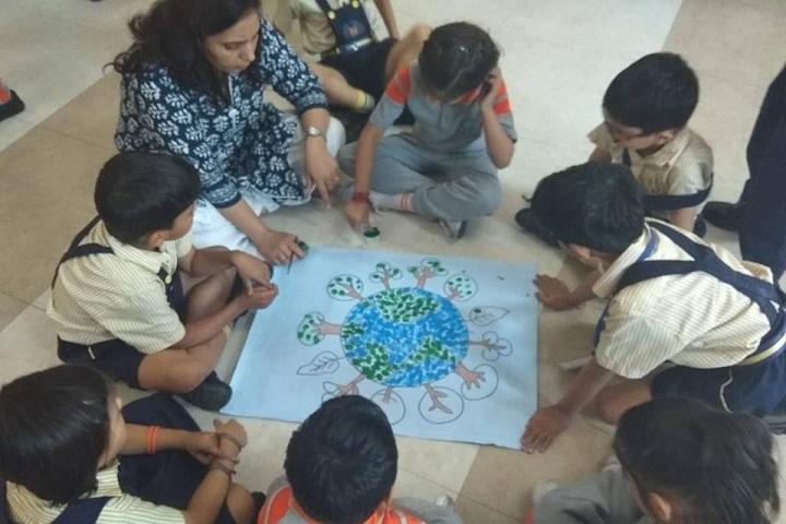 Narayana Concept School-Drawing