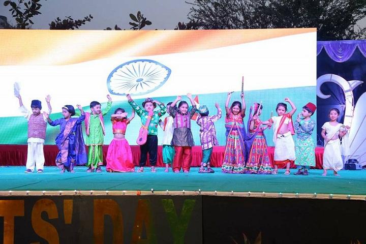 Navyabharathi Global School-Dance