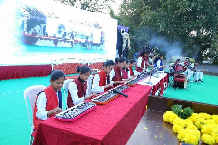 Navyabharathi Global School-Music