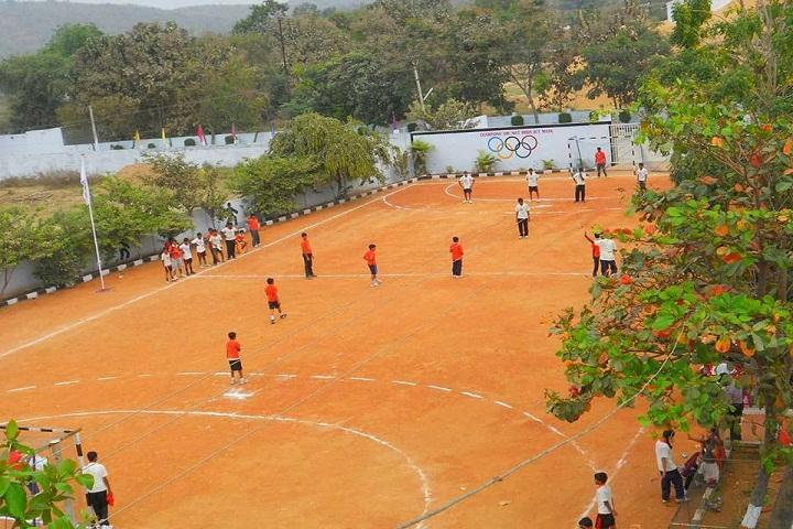 Navyabharathi Global School-Sports