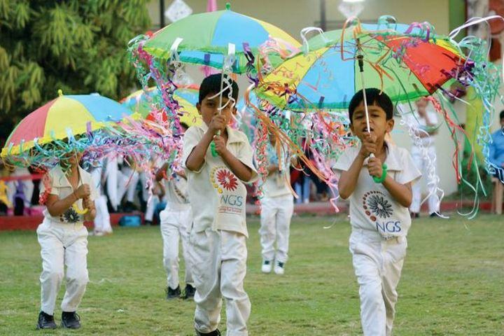 Navyabharathi Global School-Activity