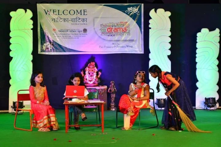 Navyabharathi Global School-Drama