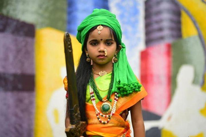 Navyabharathi Global School-Fancy Dress