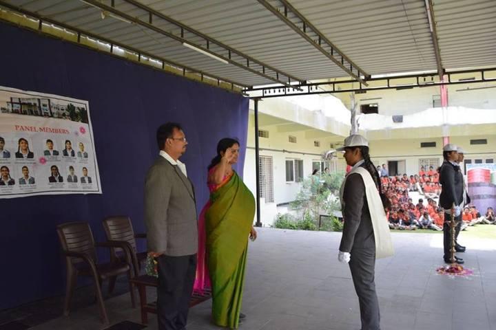 Navyabharathi Global School-Investiture Ceremony