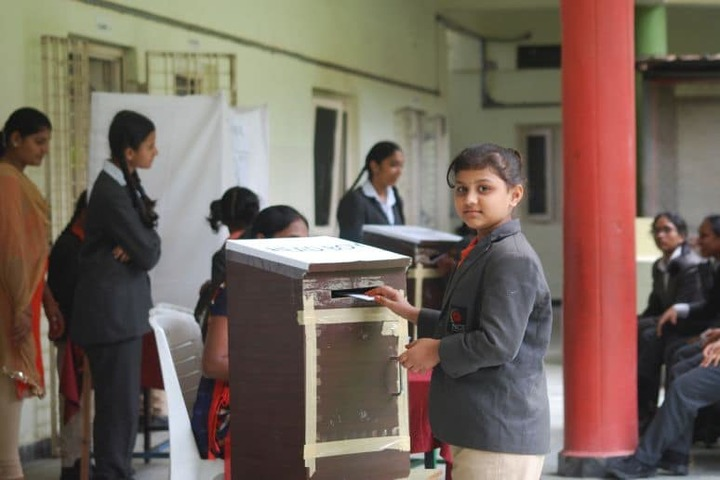 Navyabharathi Global School-School Elections