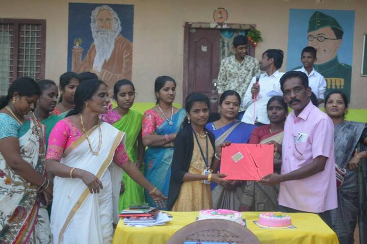 New Little Flower School-Annual Prize Distribution