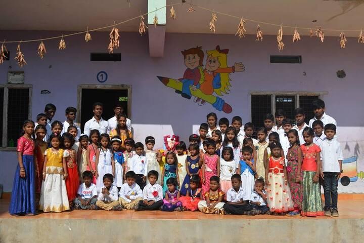 New Little Flower School-Childrens Day