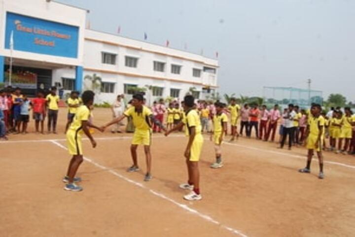 New Little Flower School-Sports