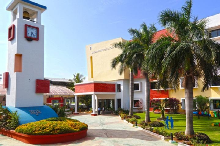 Niraj International School-Campus View
