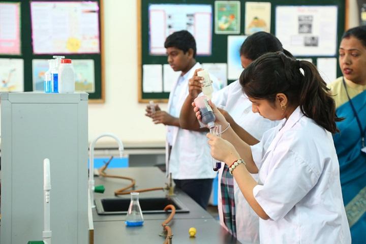 Niraj International School-Chemistry Lab
