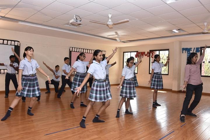 Niraj International School-Dance Room
