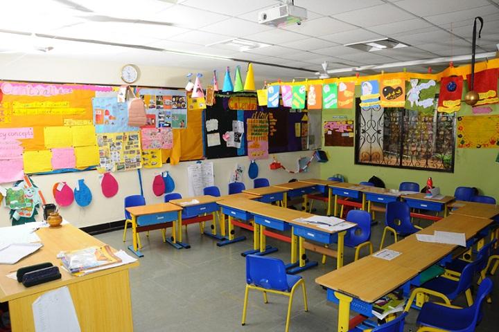 Niraj International School-Kids Classroom