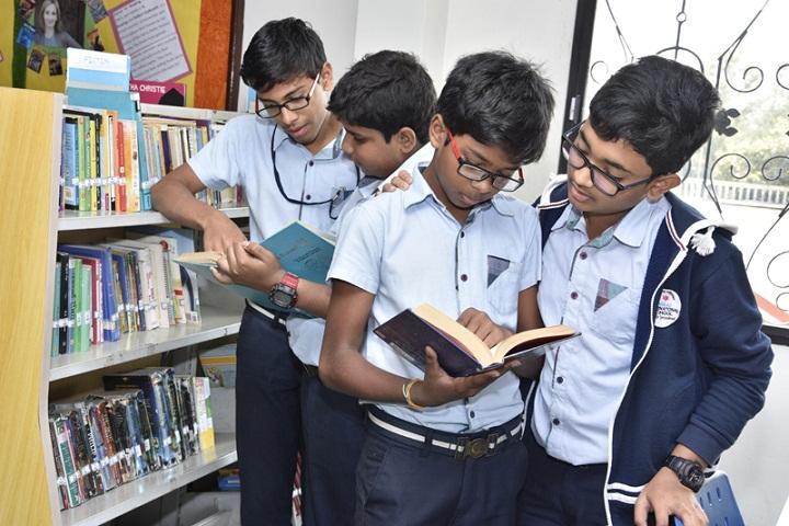 Niraj International School-Library