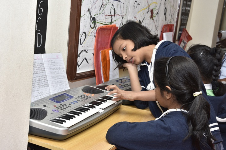 Niraj International School-Music Room