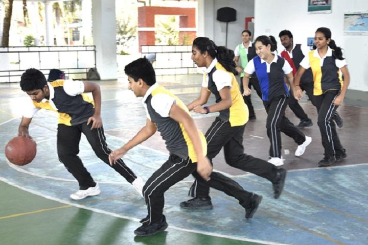 Niraj International School-Sports