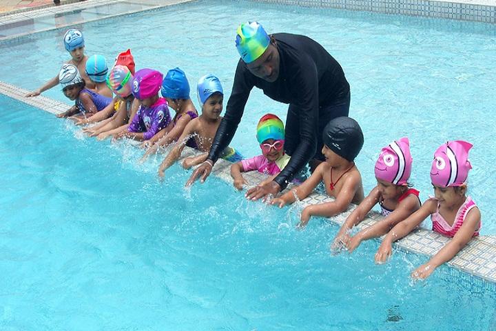 Niraj International School-Swimming Pool