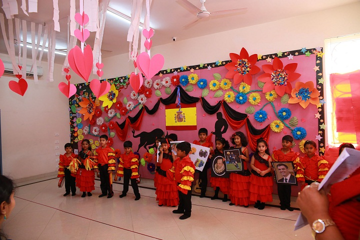 Oakridge International School-Annual Day