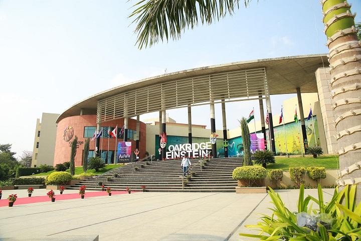 Oakridge International School-Campus