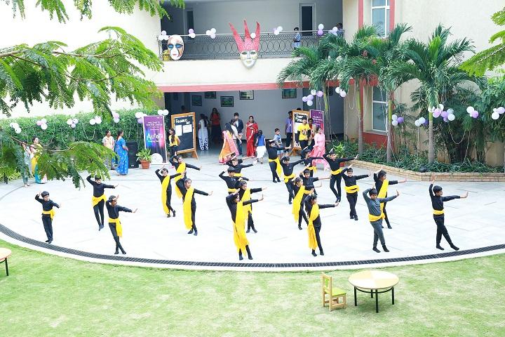 Oakridge International School-Dance