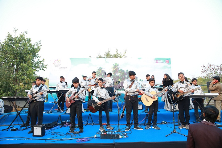 Oakridge International School-Music