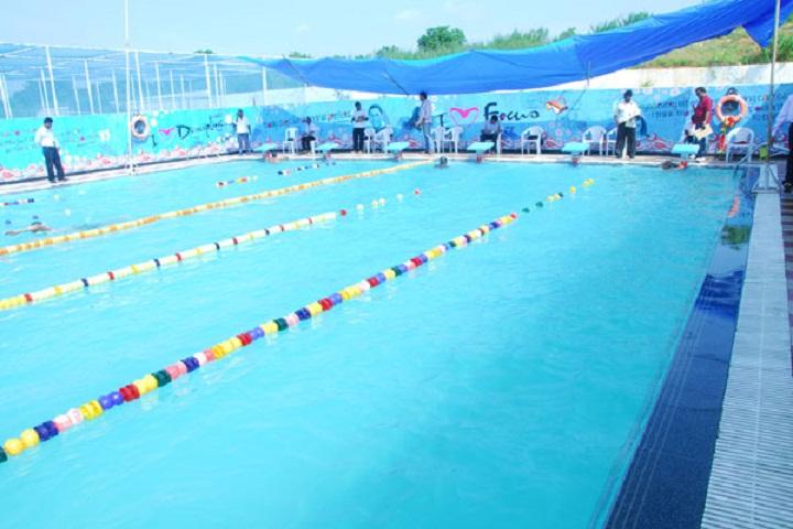 Oakridge International School-Swimming-Pool