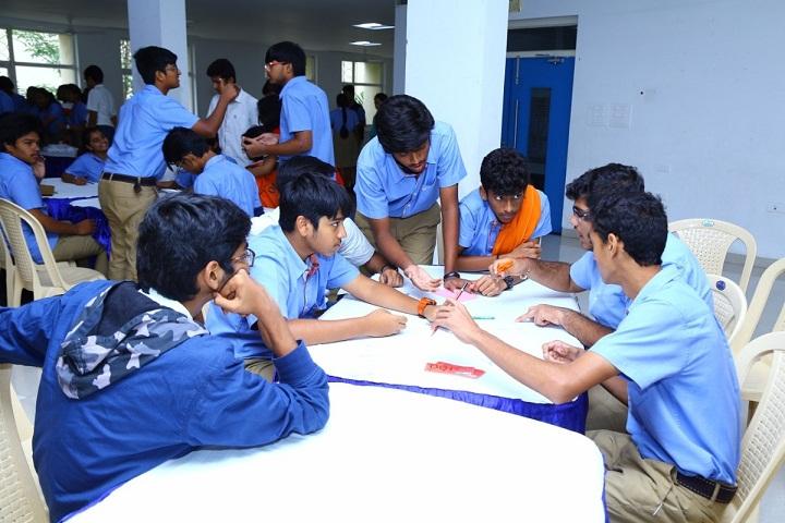 Oakridge International School-Workshop