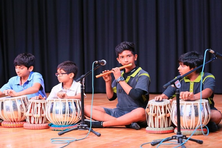 Oakridge International School-Music