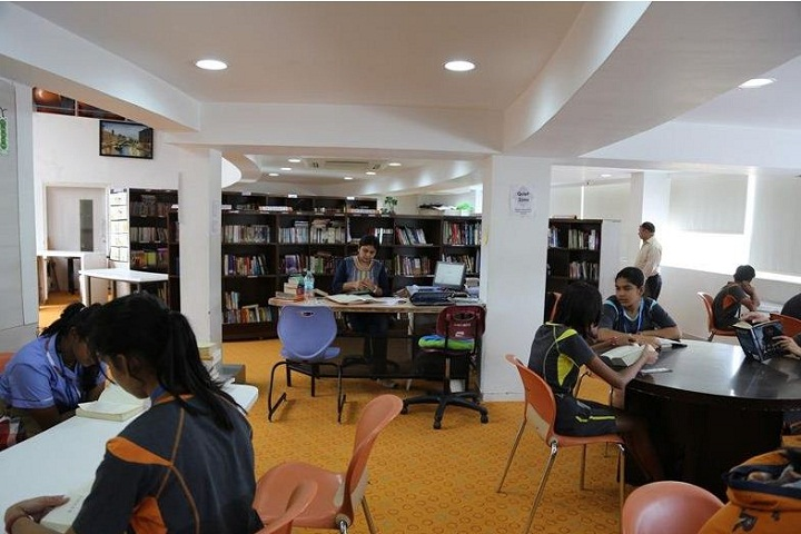 Oakridge International School-Library