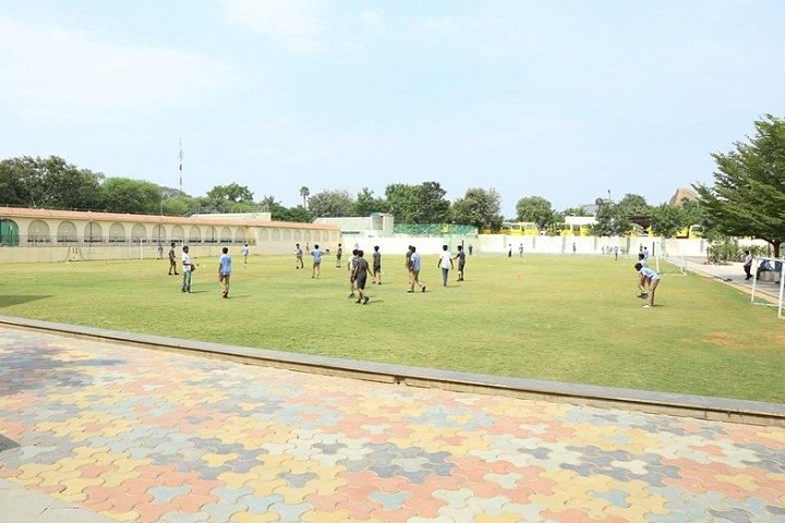 Oakridge International School-Sports