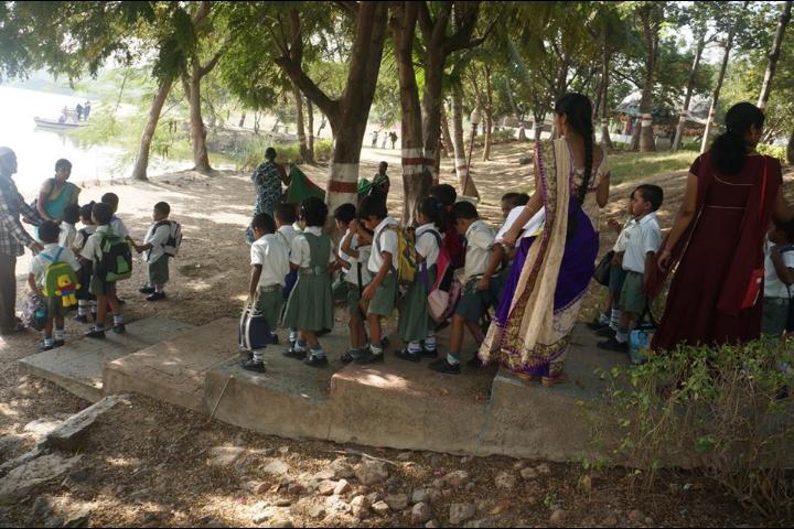 Oasis Public School-Educational Tour