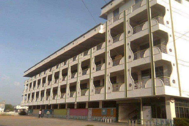 Oasis Public School-School Building
