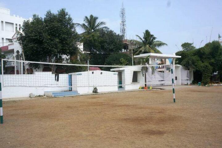 Oasis Public School-Playground