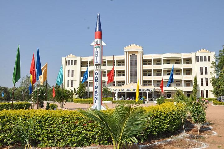 Oasis School Of Excellence-School Building