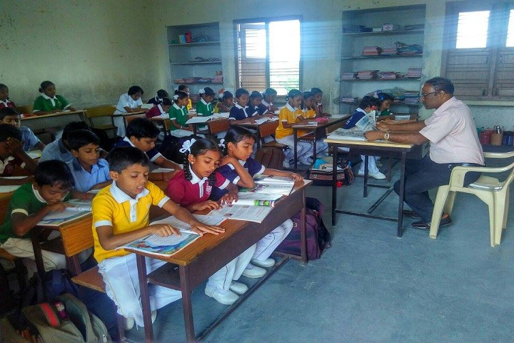 Oasis School Of Excellence-Classroom
