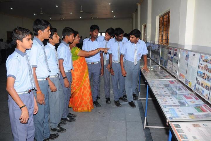 Oasis School Of Excellence-School Exhibition