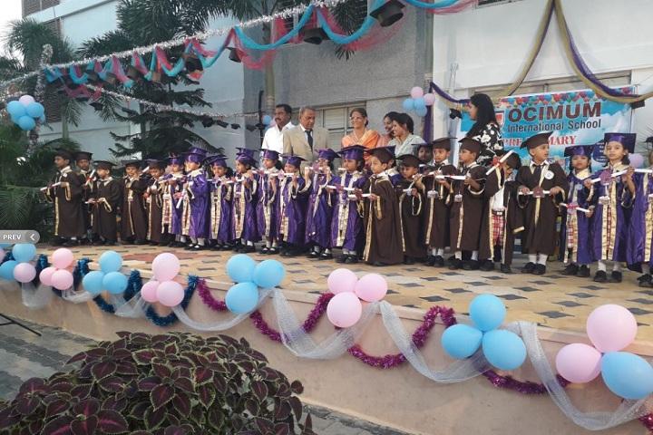 Ocimum International School-Graduation Day
