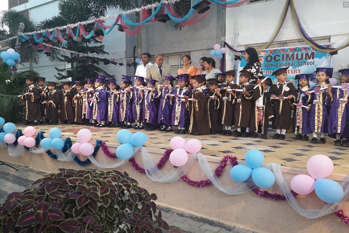 Ocimum International School-Annual Day