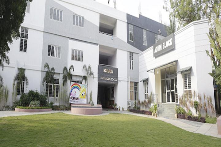 Ocimum International School-Campus