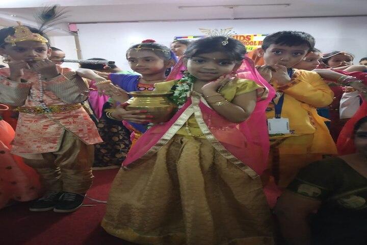 Orchids The International School-Festival Celebrations