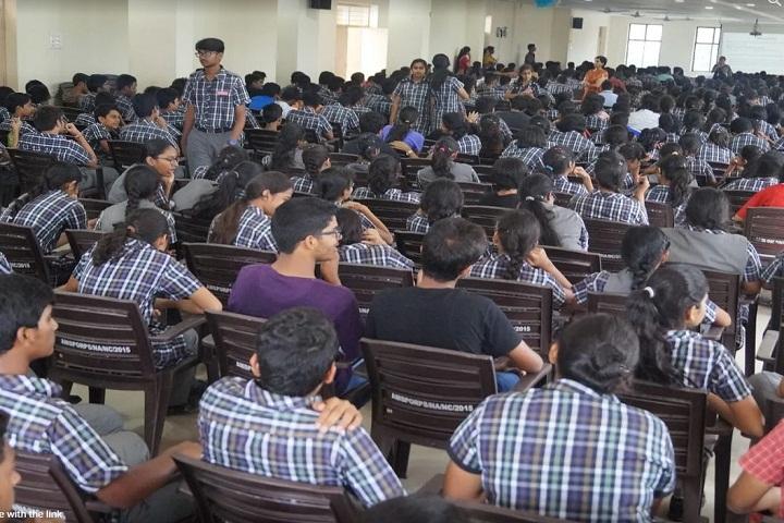 P Obul Reddy Public School-Auditorium
