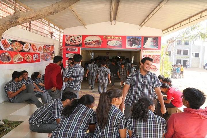P Obul Reddy Public School-Cafeteria