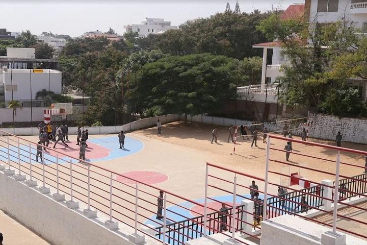P Obul Reddy Public School-Ground
