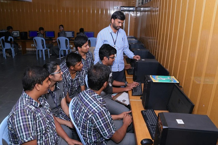 P Obul Reddy Public School-IT-Lab