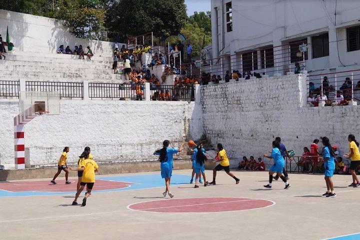 P Obul Reddy Public School-Sports